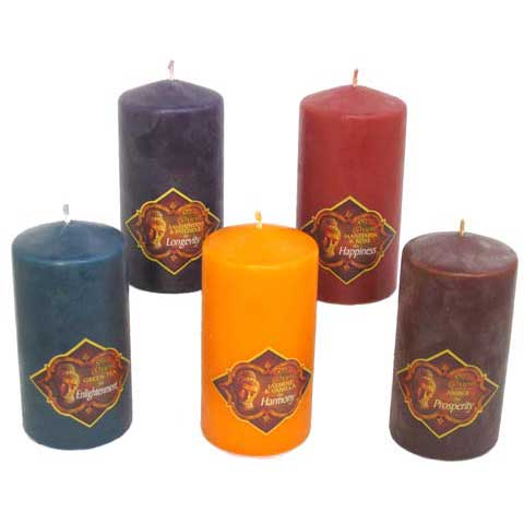 Spirit of the Orient Scented Candles