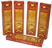 Incense Sticks, Cones, Gift Sets and Accessories