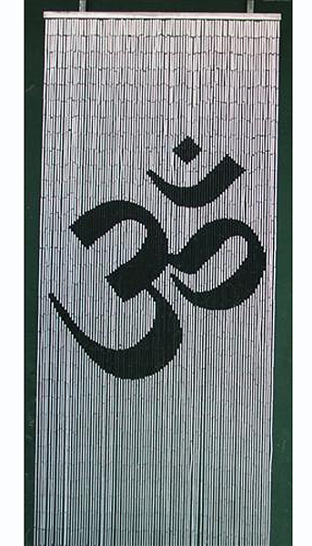 Om-Spirituality Door Curtain