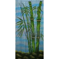 bamboo sky door curtain