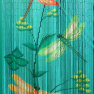 Dragonflies Door Curtain