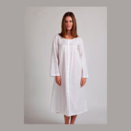 Arabella Pure Cotton Nightie MD-5 Long