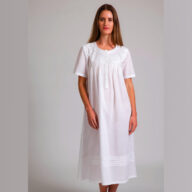 Arabella Pure Cotton Nightie MD-34 S/S