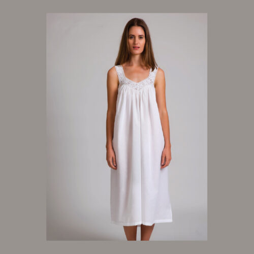 Arabella Pure Cotton Nightie MD-403