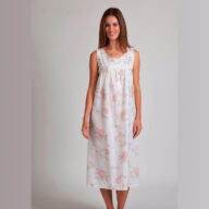 Arabella Pure Cotton Nightie MD-7 Floral